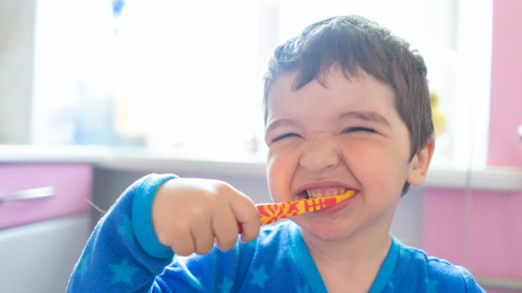 When should my child start going to thedentist?